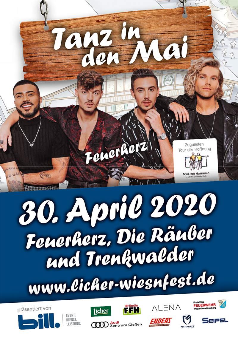 Tanz in den Mai 2020